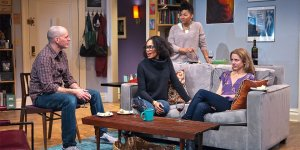 TheCall at Playwrights Horizons